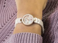 Zegarek fashion/modowy Anne Klein Bransoleta AK-2660LPRG - duże 4