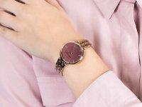 Zegarek fashion/modowy Anne Klein Bransoleta AK-3010MVGB - duże 4