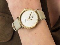 Zegarek fashion/modowy Cluse Le Couronnement CL63005 Gold/Gold Dust - duże 4