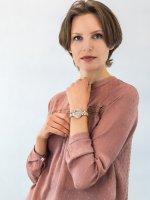 Zegarek fashion/modowy Fossil Virginia ES3716 VIRGINIA - duże 2