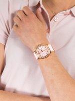 Zegarek fashion/modowy Guess Pasek W0032L9 - duże 3