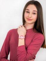 Zegarek fashion/modowy ICE Watch Ice-Duo ICE.001491 ICE duo Pink red rozm. S - duże 2