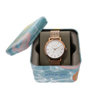 Zegarek fashion/modowy Rosefield Mercer MWRBP-X224-POWYSTAWOWY Mercer Gift Set - duże 4