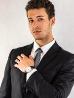Zegarek fashion/modowy Timex Southview TW2T34700 - duże 2