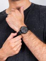 Zegarek fashion/modowy Timex Waterbury TW2R72200 The Waterbury Chronograph - duże 3