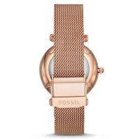 Fossil ES4918 damski zegarek Carlie bransoleta