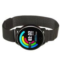 Garett 5903246286359 zegarek czarny sportowy Damskie bransoleta