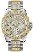 Zegarek męski Guess bransoleta W0799G4 - duże 1