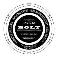 Zegarek męski Invicta bolt 31172 - duże 4