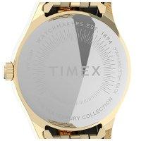 Timex TW2U53800 zegarek złoty klasyczny Waterbury bransoleta