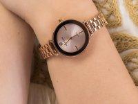 Zegarek klasyczny Anne Klein Bransoleta AK-3386RGRG - duże 4