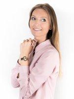 Zegarek klasyczny Anne Klein Bransoleta AK-3412RGRG - duże 2