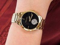 Zegarek klasyczny Anne Klein Bransoleta AK-3416BKGB - duże 4