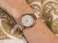 Zegarek klasyczny Anne Klein Pasek AK-2666RGIV - duże 4