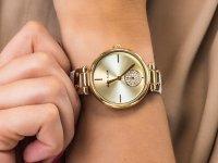 Zegarek klasyczny Anne Klein Pasek AK-3380CHWT - duże 4