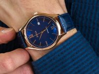 Zegarek klasyczny Doxa Challenge 216.90.202.03 Challenge Automatic - duże 4