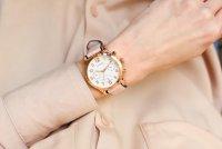 Zegarek klasyczny Guess Pasek GW0036L3 - duże 4