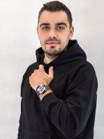 Zegarek klasyczny Guess Pasek W1108G6 - duże 2