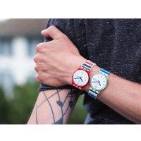 Zegarek klasyczny Swatch Originals GR712 - duże 4