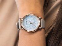Zegarek klasyczny Timex Crystal Opulence TW2T78100 - duże 4