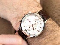 Tommy Hilfiger 1710360 zegarek klasyczny Męskie