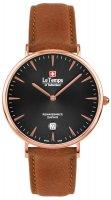 Zegarek Le Temps  LT1018.57BL52