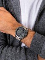 Police PL.15662XSQS-02 męski zegarek Męskie pasek