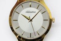 Zegarek męski Adriatica bransoleta A1276.1113Q-POWYSTAWOWY - duże 2