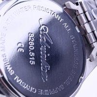 Zegarek męski Adriatica Bransoleta A8260.512GQ-POWYSTAWOWY - duże 2