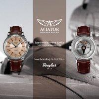 Aviator V.3.32.0.247.4 męski zegarek Douglas pasek