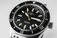 Ball DM3108A-SCJ-BK zegarek srebrny klasyczny Engineer Master II bransoleta