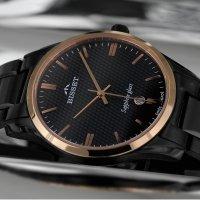 Zegarek męski Bisset Klasyczne BSDX17BIBZ05BX - duże 2