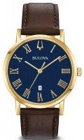 Zegarek męski Bulova classic 97B177 - duże 1