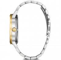 Bulova 98C130 zegarek srebrny klasyczny Classic bransoleta