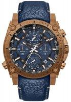 Zegarek męski Bulova precisionist 97B186 - duże 1