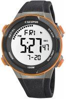 Zegarek męski Calypso digital for man K5780-3 - duże 1