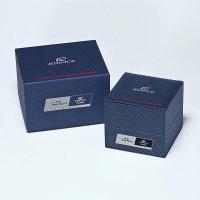 Edifice EFR-S567TR-2AER zegarek srebrny sportowy Edifice bransoleta