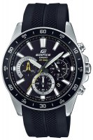 Zegarek męski Casio EDIFICE edifice momentum EFV-570P-1AVUEF - duże 1