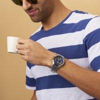 Zegarek męski Casio EDIFICE edifice momentum EFV-580D-2AVUEF - duże 4