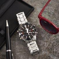 zegarek Edifice EFV-C100D-1AVEF srebrny EDIFICE Momentum