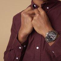 Zegarek męski Casio EDIFICE edifice premium ECB-800DB-1AEF - duże 7