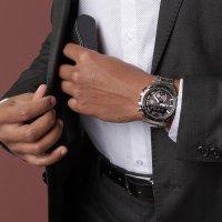 Zegarek męski Casio EDIFICE edifice premium ECB-800DB-1AEF - duże 6
