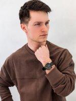 Zegarek męski Casio EDIFICE Premium EFR-566PB-1AVUEF - duże 2
