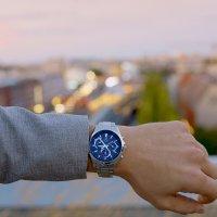 Zegarek męski Casio EDIFICE edifice premium EFS-S530D-2AVUEF - duże 4