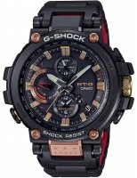 Zegarek męski Casio G-SHOCK g-shock exclusive MTG-B1000TF-1ADR - duże 1