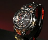 Zegarek męski Casio G-SHOCK g-shock exclusive MTG-B1000TF-1ADR - duże 3