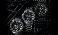 G-Shock GST-B100D-1AER smartwatch męski G-SHOCK G-STEEL srebrny