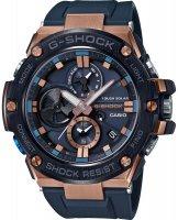 Zegarek męski Casio G-SHOCK g-shock g-steel GST-B100G-2AER - duże 1
