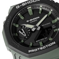 Zegarek męski Casio G-SHOCK g-shock GA-2110SU-3AER - duże 8