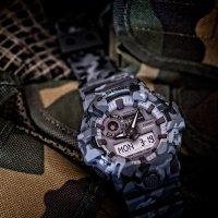 Zegarek męski Casio G-SHOCK g-shock GA-700CM-8AER - duże 2